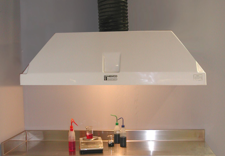 Canopy Hoods For Laboratory Amilab